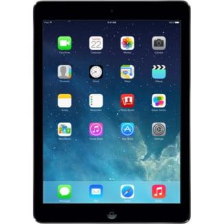 Tableta iPad Air de la Apple, in Romania - cat costa la liber