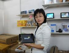 Tableta pentru Coreea de Nord - ruleaza Angry Birds, dar n-are Internet