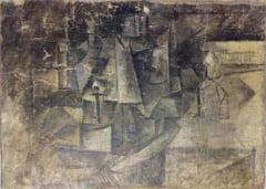 Tablou de Picasso pierdut, gasit cu pretul pe el: 37 de dolari