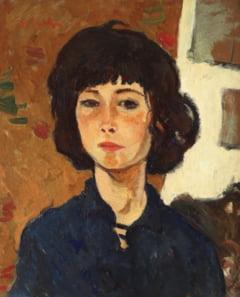 "Tabloul ""Bluza albastra"" de Tonitza a fost vandut - afla suma si cat s-a oferit pentru alte picturi"