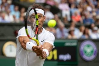 Tabloul complet al optimilor de finala de la Wimbledon. Toate meciurile se joaca luni