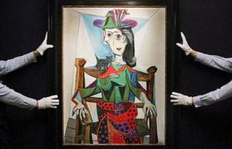 Tablouri de Picasso, vandute pentru zeci de milioane de euro