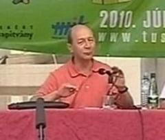 Tacerea lui Traian Basescu in fata derapajelor maghiare (Opinii)