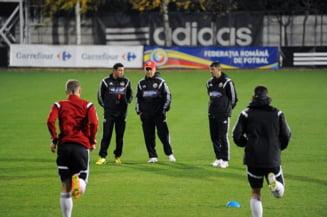 "Tactica ""Generalului"", dezvaluita: ""Atrenament"" tactic pentru meciul Romania - Irlanda de Nord"