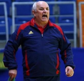 Tadici, verdic sumbru pentru Oltchim si pentru handbalul romanesc