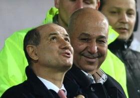 Taher: Nu ma mai inteleg cu nebunul de Copos, vrea sa bage Rapidul in faliment