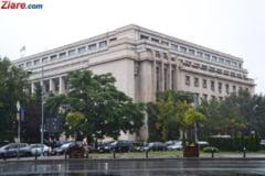 Taieri la Ministerul Lucrarilor Publice: Se reduc cu 30% posturile de conducere si cu 25% cele de executie
