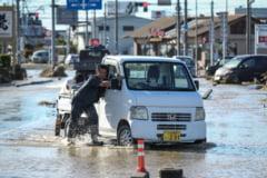 Taifunul Hagibis lasa dezastru in Japonia: 35 de morti si multi disparuti (Foto&Video)