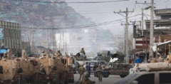 Talibanii, atacați de gruparea Statul Islamic la Jalalabad. Primele atentate sângeroase de la retragerea americanilor