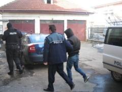 Tanar din Grivita, arestat chiar in sala de judecata pentru talharie calificata si distrugere