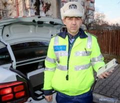 Tanar giurgiuvean prins la volan sub influenta alcoolului, cercetat penal de Politia Rutiera. Ce prevede legea
