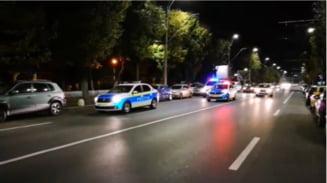 Tanar taiat cu un obiect ascutit in timpul unei altercatii produse pe o strada din Bucuresti. Incidentul a avut loc la ora 16.00