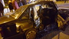 Tanara ranita in accident