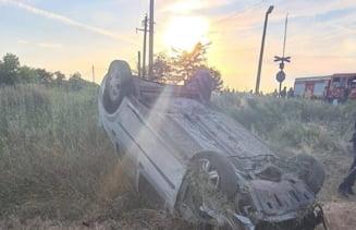 Tanarul ranit in accidentul feroviar de la Ganeasa, transferat la Spitalul Craiova
