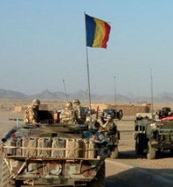 Tancuri romanesti lupta in Germania - le-au invins pe cele americane