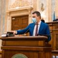 """Tanczos Barna, viitor ministru UDMR, criticat dur pe internet dupa ce a anuntat ca a depus juramantul de senator """"Pentru tara, pentru Tinutul Secuiesc!"""""""