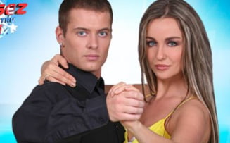 Tania Budi si Adrian, primii eliminati la Dansez pentru tine