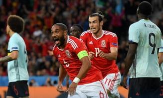Tara Galilor produce o surpriza uriasa si ajunge in semifinalele EURO 2016
