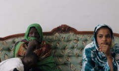Tara in care mai exista sclavie - Copiii mananca nisip, iar femeile au copii cu stapanii (Video)