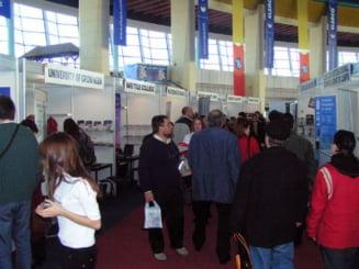 Targ international de oferte universitare in Bucuresti, Timisoara si Iasi