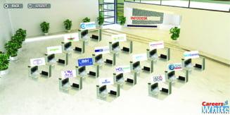 Targ virtual pentru medici si asistenti: Peste 500 de joburi cu salarii de mii de euro