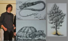 Targoviste Underground: Seavy - tanarul grafician targovistean care se inspira din natura