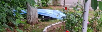 Targovistean gasit mort in fata blocului