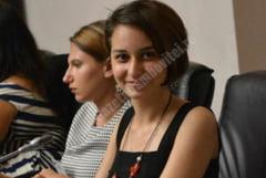 Targovisteanca Rebeca Cercel, aleasa vicepresedinte al Consiliului National al Elevilor