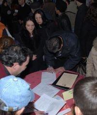 Targu-Jiu: Un singur rrom si-a gasit de lucru la Bursa Locurilor de Munca