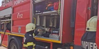 Targu Mures: Accident cu avarierea unei conducte de gaz!