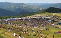 Targul de Fete de pe Muntele Gaina, cea mai mare sarbatoare populara din Transilvania organizata in aer liber, anulat din cauza pandemiei