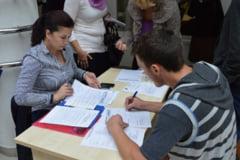Targul locurilor de munca, luni, la Shopping City Suceava