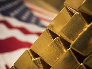Tari care zac pe mii de tone de lingouri de aur - Topul mondial