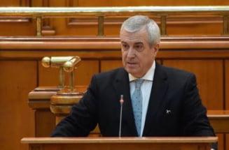 "Tariceanu: ""Cel mai ridicol Guvern pe care l-am avut vreodata ramane la Palatul Victoria prin frauda si minciuna"""