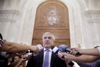 Tariceanu: Avem imaginea unei situatii incredibil de grave in domeniul Justitiei