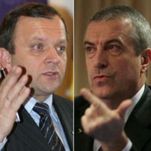 Tariceanu: Basescu ar fi vrut sa-l numeasca pe Flutur premier in locul meu