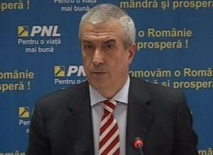 Tariceanu: Basescu incearca sa aduca votanti la urne prin referendum