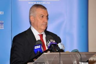 Tariceanu: Dar domnul Iohannis ce experienta are ca a devenit presedinte?