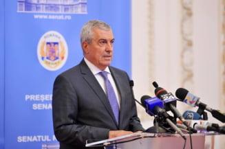 Tariceanu: Depunem proiectul unei legi a lobby-ului, pentru ca cei care fac lobby sa nu mai fie acuzati de trafic de influenta
