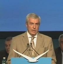Tariceanu: Iohannis e un Basescu cu nume nemtesc