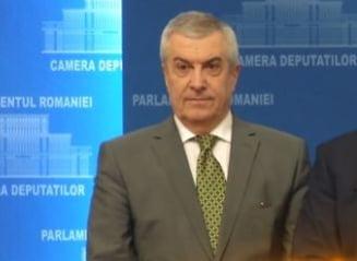Tariceanu: Iohannis mi-a spus ca vrea sa declanseze un razboi total