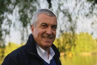 Tariceanu: Iohannis sa aleaga daca vrea sa fie credibil sau sa fie presedintele statului paralel