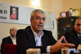 Tariceanu: Iohannis si Predoiu, doua marionete care joaca dupa cum le canta Basescu