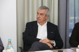 Tariceanu: Melescanu a venit mult prea tarziu