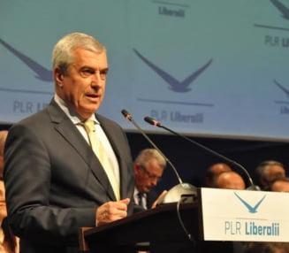 Tariceanu: Melescanu nu mai are calitatea de membru in partid. Sa luam act oficial de desfiintarea grupului ALDE