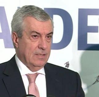 Tariceanu: Mi s-a oferit sefia PNL. Orban: Poate portarul i-a propus