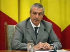 Tariceanu: Nu am in spate un partid extrem de solid, dar mizez sa ajung in turul 2