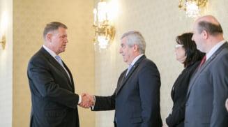 Tariceanu: Nu intentionam sa facem parte dintr-o formula de guvernare viitoare