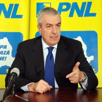Tariceanu: Pentru PD-L, dreapta inseamna un soi de ciocoism oligarhic