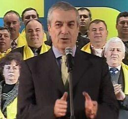 Tariceanu: Romanii nu se lasa dusi de nas de Basescu